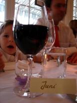 Mitt vin, inte Junis :)